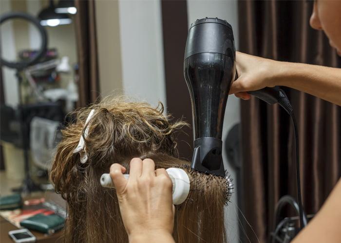 ferramentas para cabeleireiro