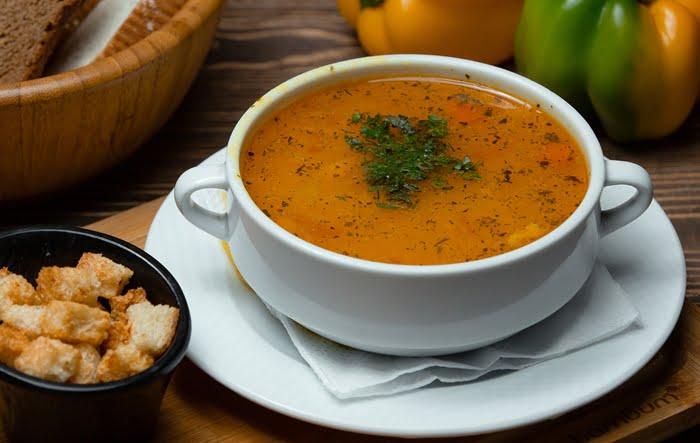 Vender sopas e caldos é uma das comidas diferentes