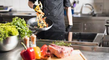 Normas para cozinha de restaurante