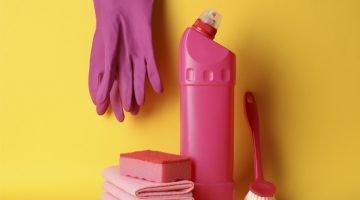 Quanto fatura uma loja de produtos de limpeza