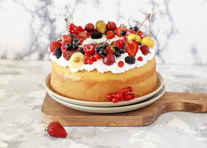 Sabores de bolos caseiros mais vendidos
