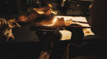 máquinas para confecção de sapatos