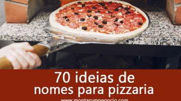 nomes para pizzaria