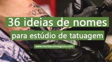 nomes para estúdio de tatuagem