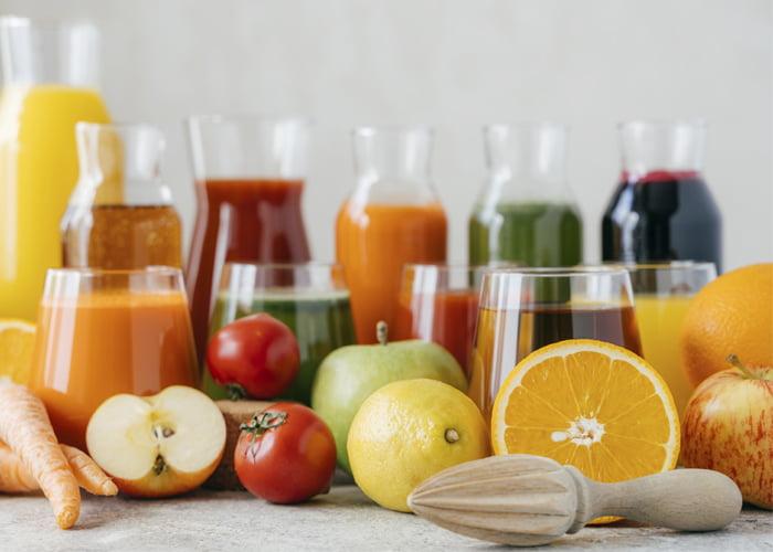 Como conservar suco natural para vender