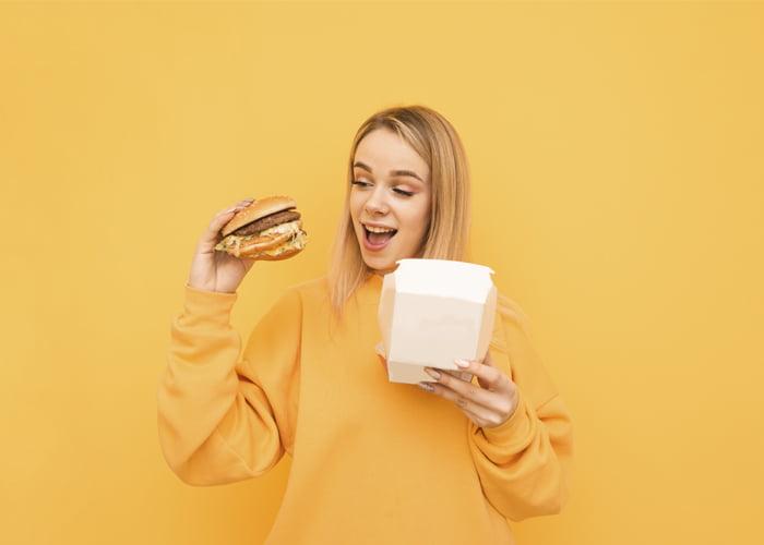 Como embalar hambúrguer para delivery