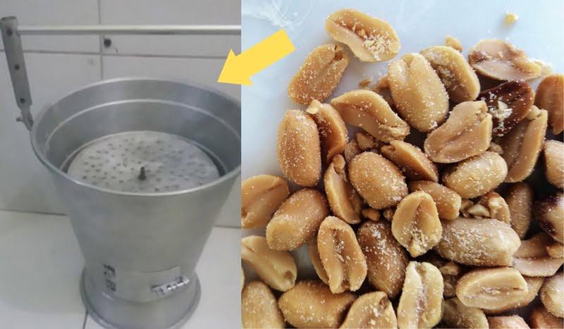 Dicas para vender amendoim torrado na rua