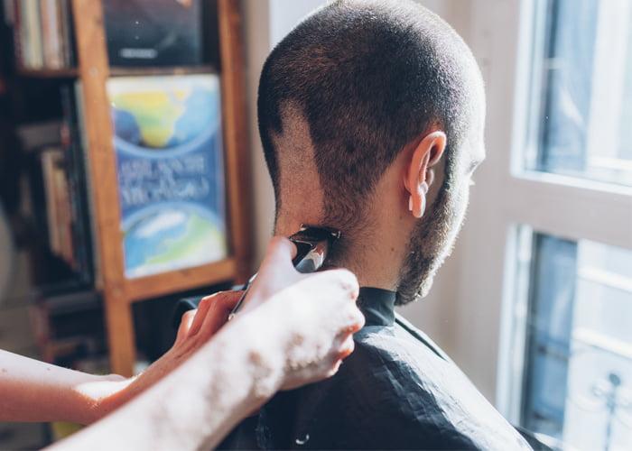 abrir uma barbearia pequena