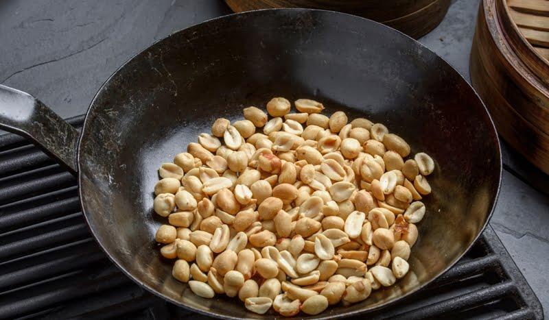 como vender amendoim