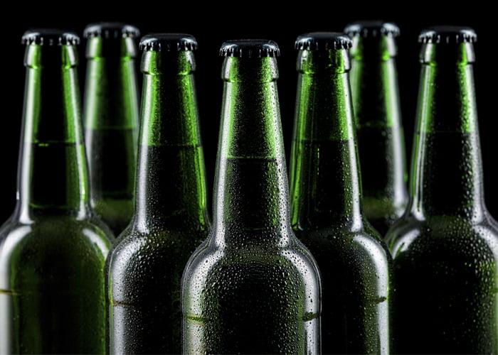lucro de uma distribuidora de cerveja