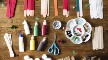 artesanato com palito de picolé para vender