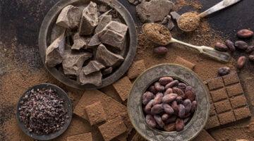 produtos derivados do cacau