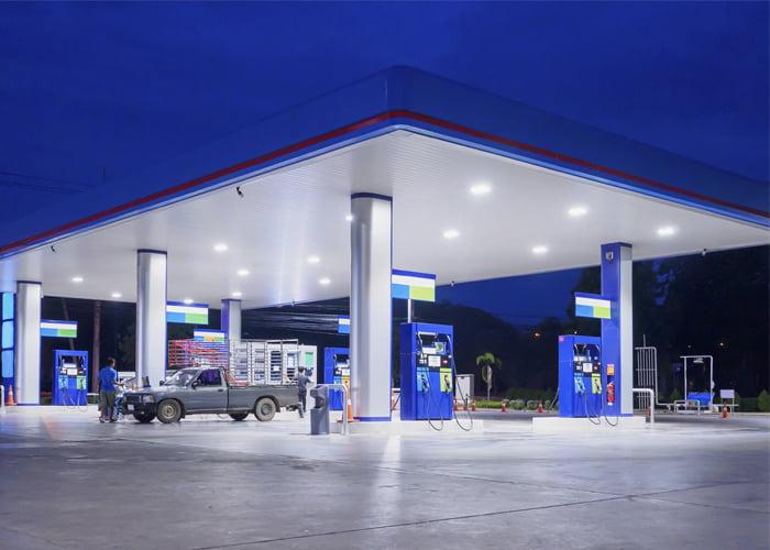 salário de dono de posto de gasolina