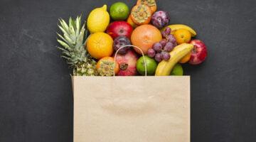Qual a margem de lucro em frutas e verduras