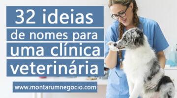 nomes para clínica veterinária