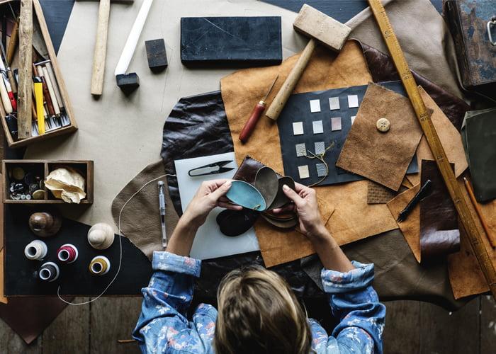 Como montar uma loja de materiais para artesanato