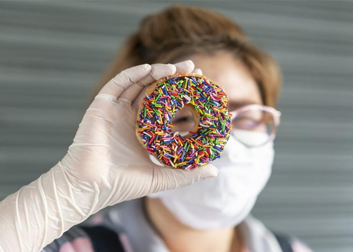 Pessoas que mudaram de vida vendendo doces
