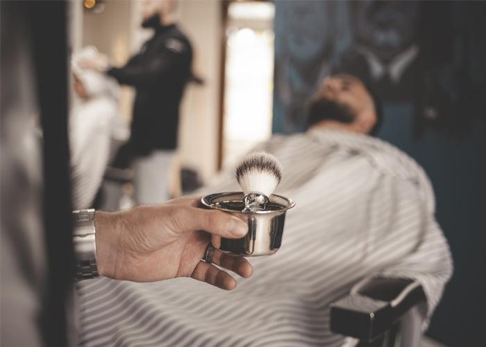Quanto fatura uma barbearia