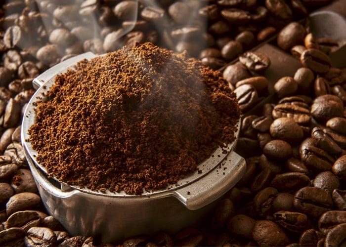 como montar uma revenda de café moído na hora