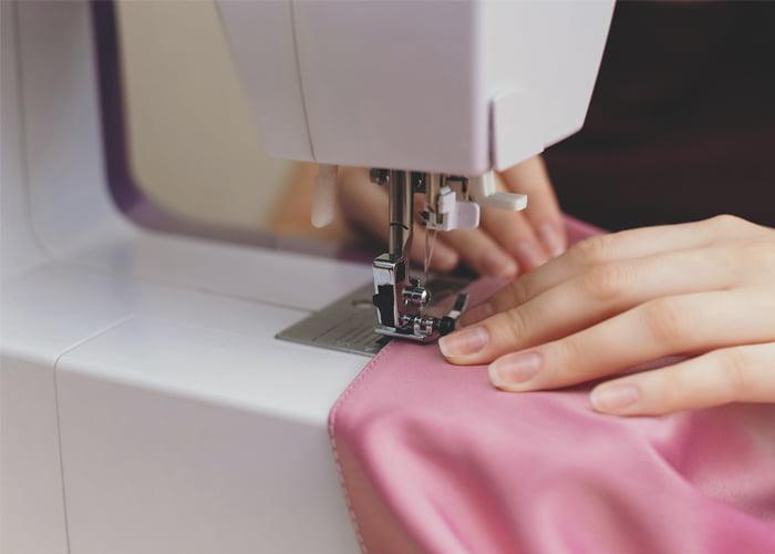 faturamento de um atelier de costura