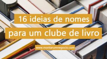 nomes para clube do livro