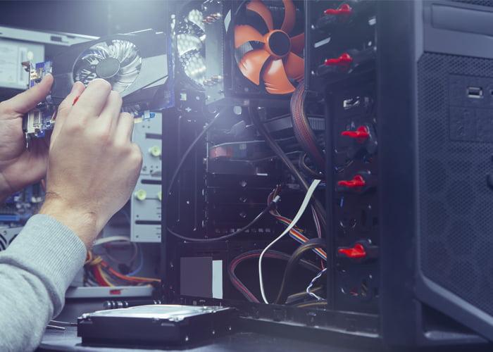 onde comprar peças de informática para revender