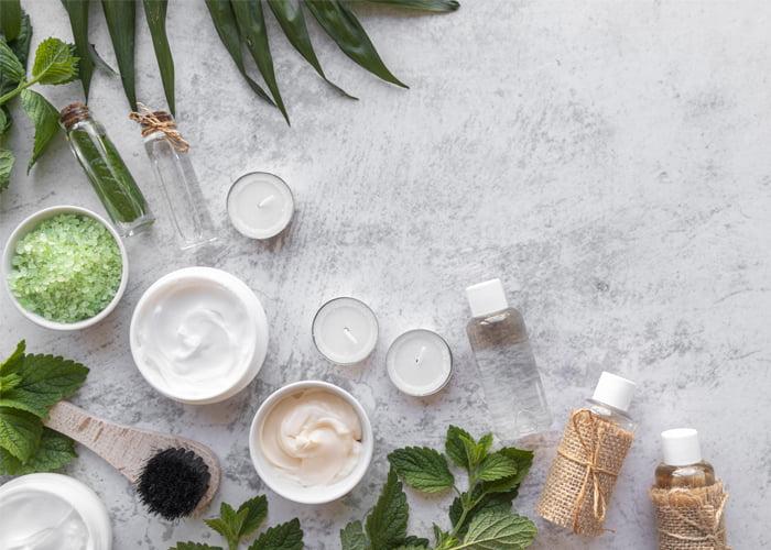 fornecedores de cosméticos naturais