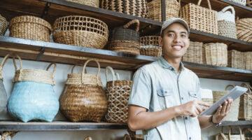 lojas que compram artesanato