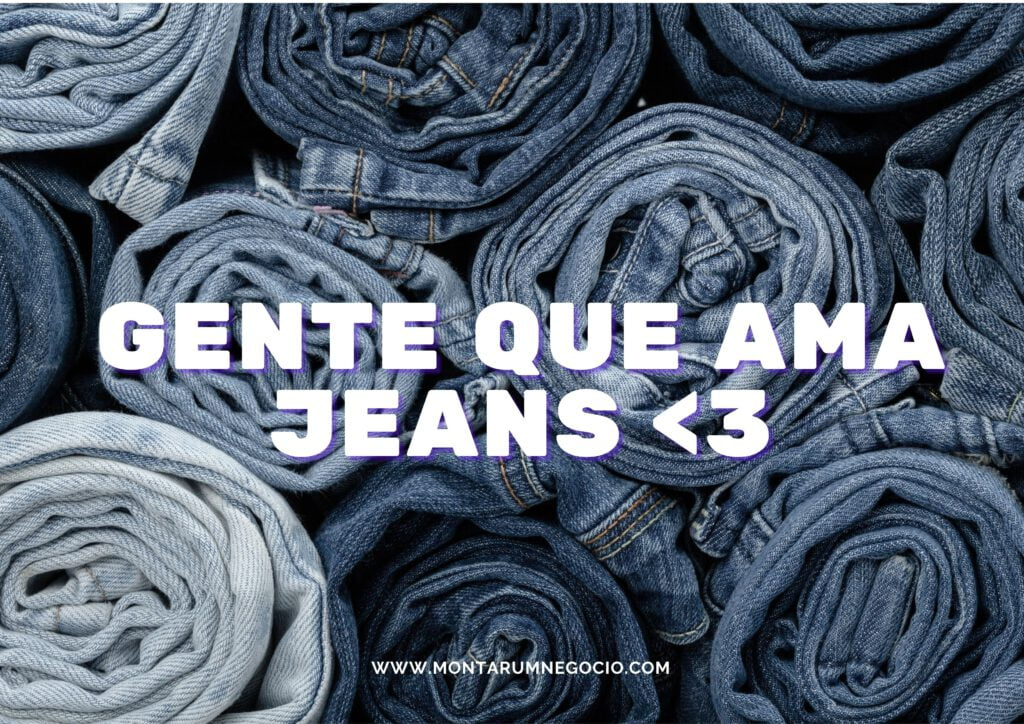 Frases para jeans