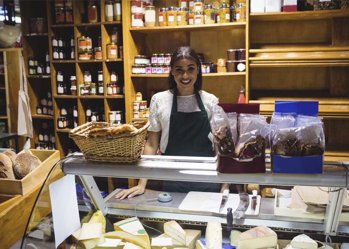 abrir uma loja de queijos