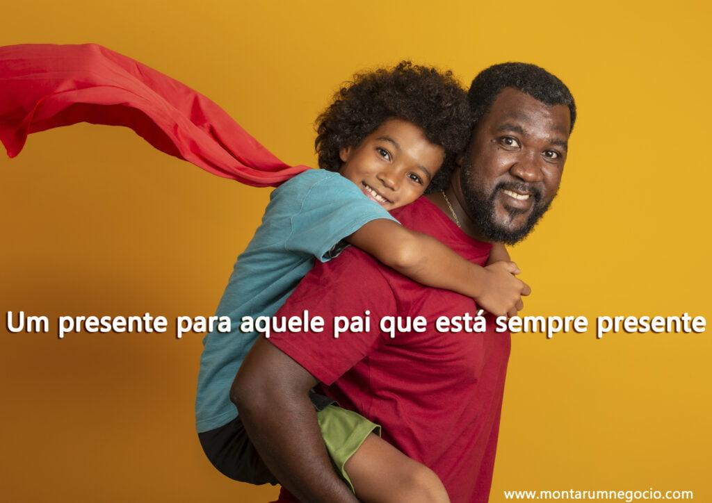 anúncio dia dos pais