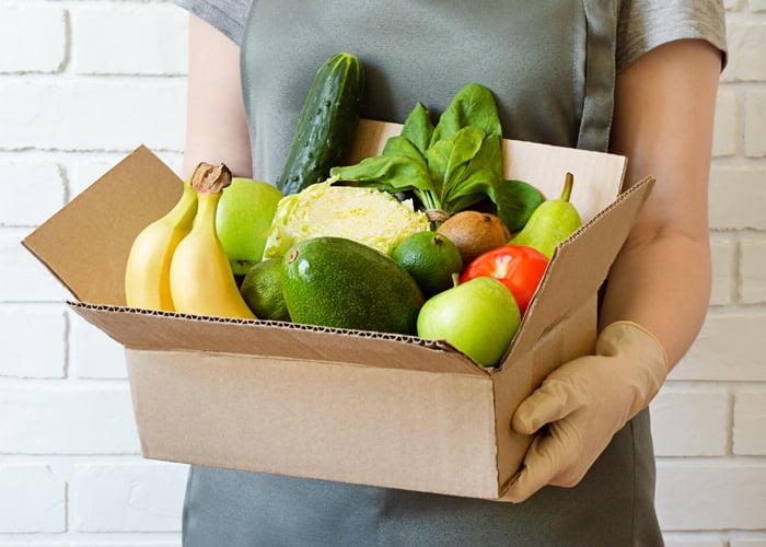 como montar um hortifruti delivery