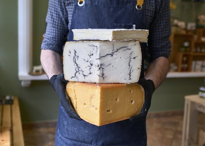 como montar uma loja de queijos