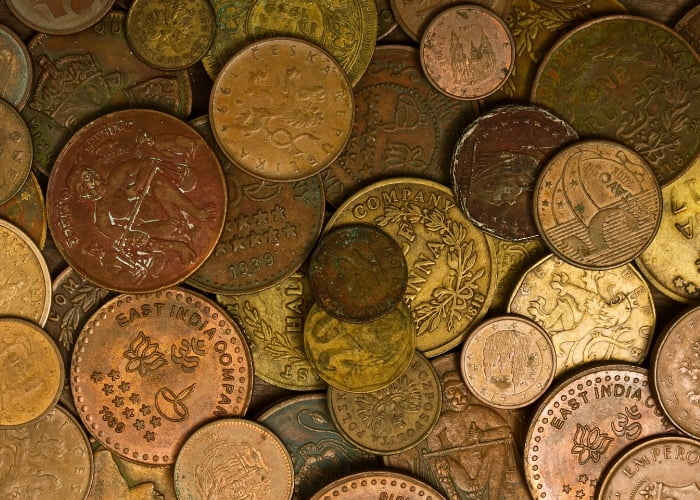 Como vender notas e moedas antigas