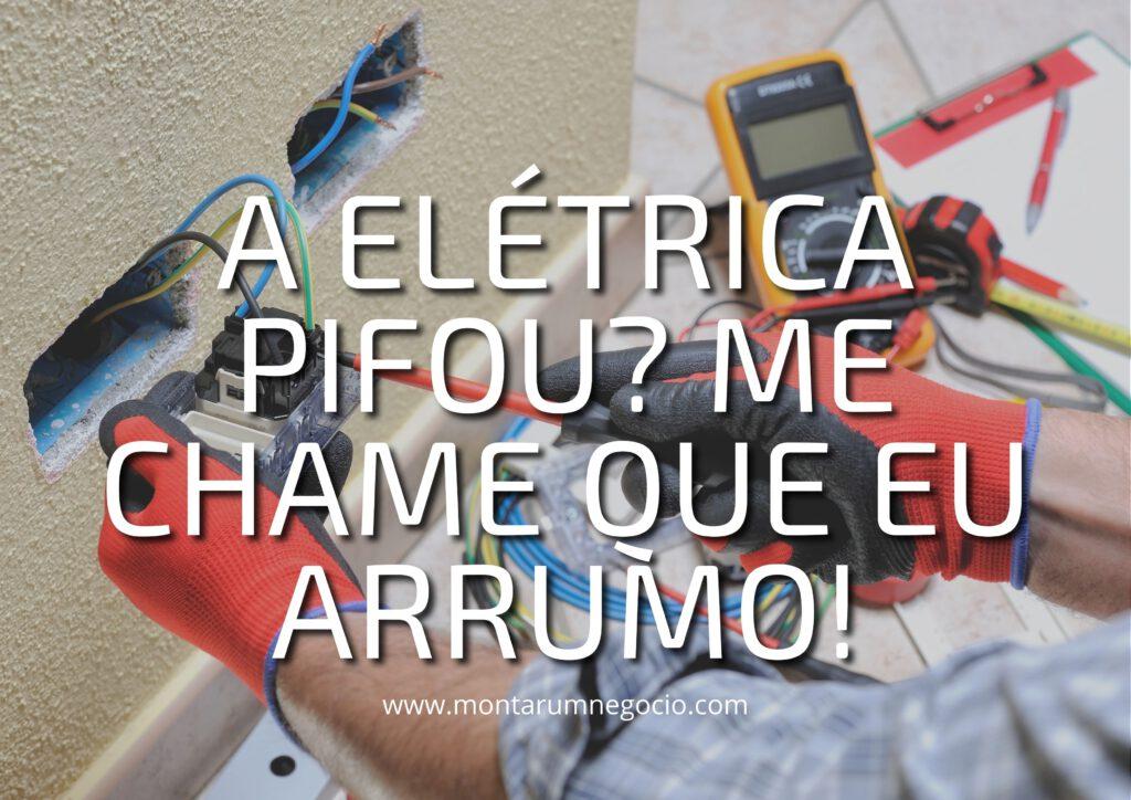Frases para propaganda de eletricista