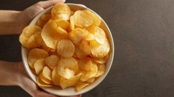 Onde comprar batata chips para revenda