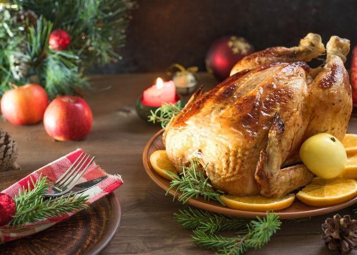 ideias de comida para o Natal