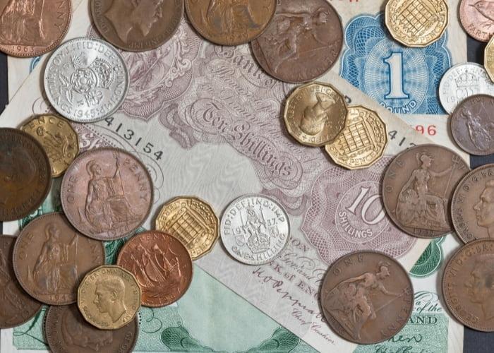 quem compra moeda antiga